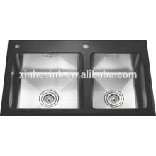 Universal stainless steel solid surface kitchen sink from guangdong