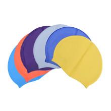 Customized Silicone Swim Cap with Personalized Logo