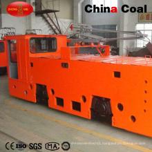 Cjy14/6gp 14t Underground Trolley Overhead Line Electric Mining Locomotive