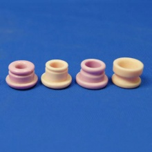 Рифленая направляющая из глинозема с керамическими петельками