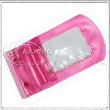 PVC wasserdichte Tasche des Mobiltelefons (KG-WB017)