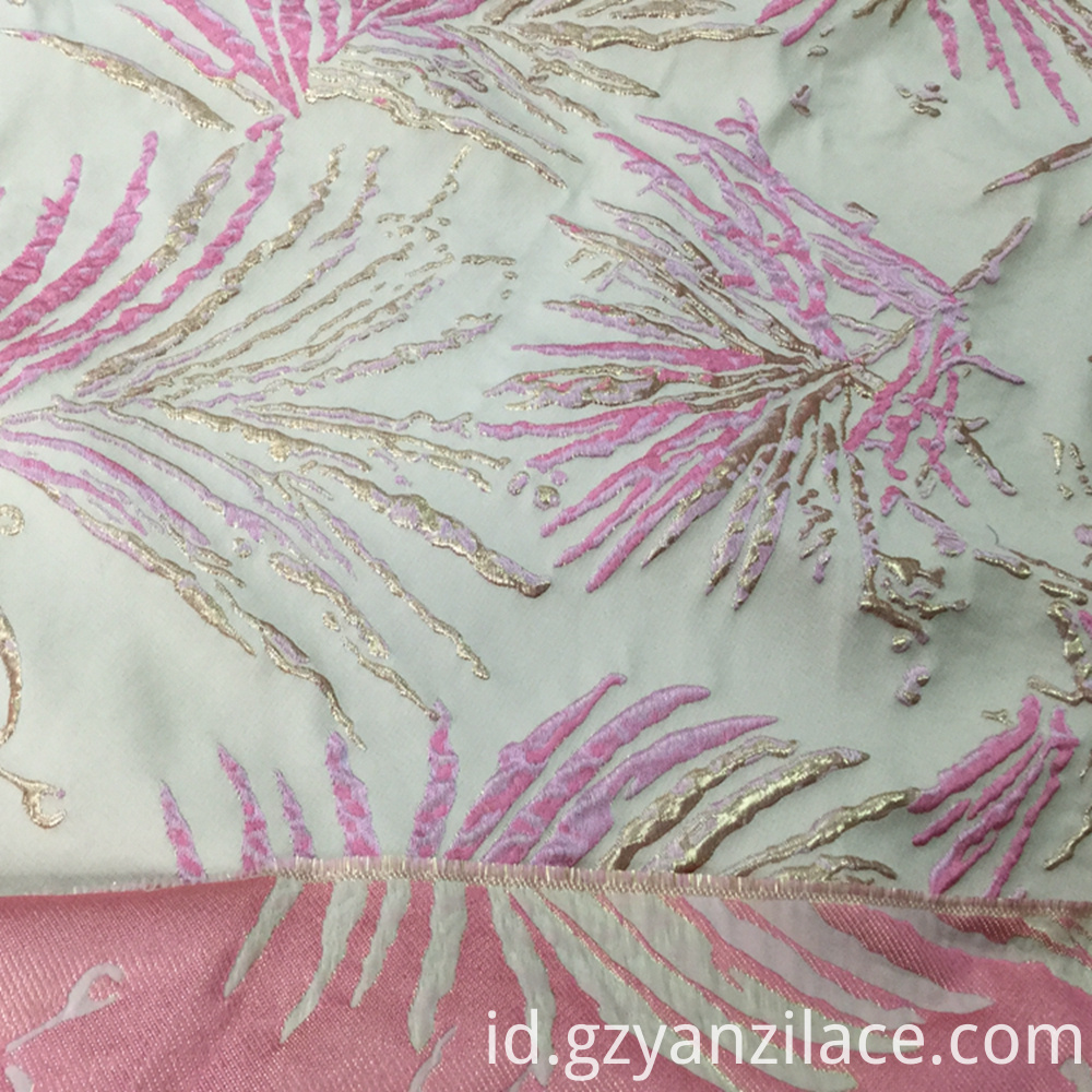 Jacquard Fabric for Dresses