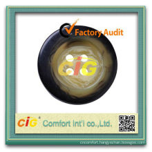 Fashion New style Polyester 4 Holes Resin Button