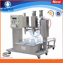 Anti-Explosion Semi-Automatic Paint/Coating Filling Machine with Capping