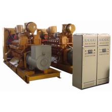 Дизельный генератор 8-2250кВА в параллельной системе