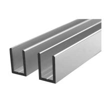 304 material flexible stainless steel u shape metal channel