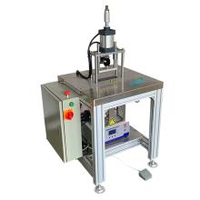 Semi automatic manual ultrasonic disposable kn95 n95 face mask sealing machine, kn95 n95 mask edge banding machine