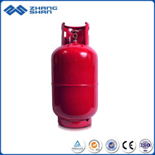 refillable low pressure steel Home Cooking 15kg empty Lpg Gas Tank for sale