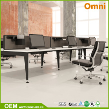 Nova mesa moderna moderna de mobiliário de escritório de estilo diferente