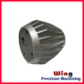 customized high pressure zinc alloy die casting metal parts