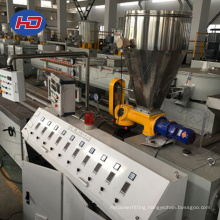 PVC Glazed Corrugated Roofing Extrusion Line