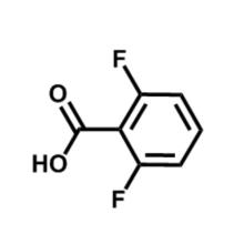 2,6-Difluorobenzoic acid CAS 385-00-2