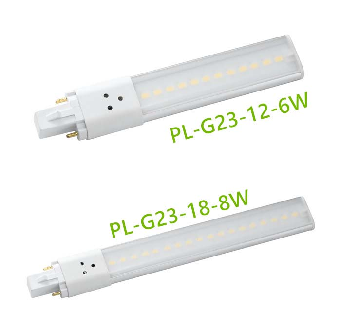 G23 Lights G23 LED Tube Light PL Light package