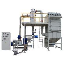 Système de broyage 100kg / H pour revêtements en poudre