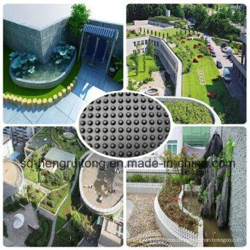 Plastikablaufbrett für Green-House Top Bau