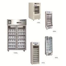 Biobase CE Certified 4 Centigrade 120L-1000L Blood Bank Refrigerator