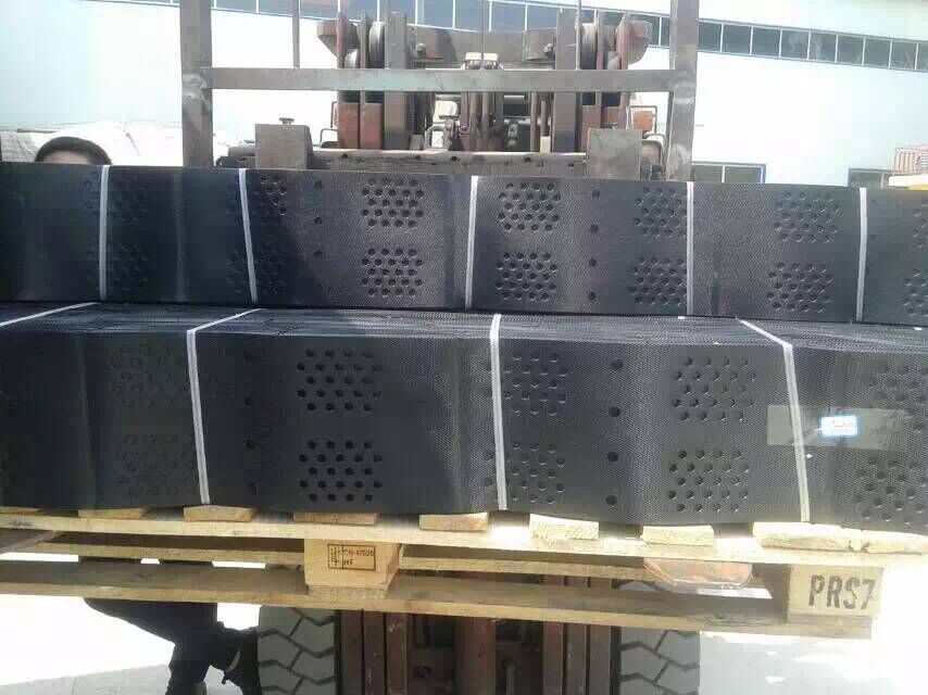 Slope Stabilization Mesh HDPE Geocell