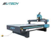 Router do CNC de 3 linhas centrais para a gravura de alumínio do metal