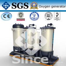 Planta generadora de gas oxígeno (P0)