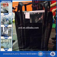 Súper sacos de carbono negro para tóner. Bolsas de tóner de 1000 kg con bajo costo