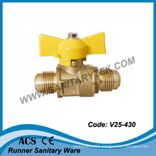 Flare Ball Valve for Copper Coil (V25-430)