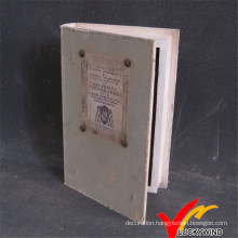 Handmade Wooden Antique Book Frame Boxes