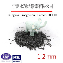 Lowset price bulk walnut shell activated carbon price in kg