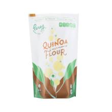 Doypack Eco-Friendly Product Flexible Coffee Tea Snack Fruit Tobacco Aluminium Foil Zip Lock Bag Vacuum Compound Bag Packaging Plastic Bag