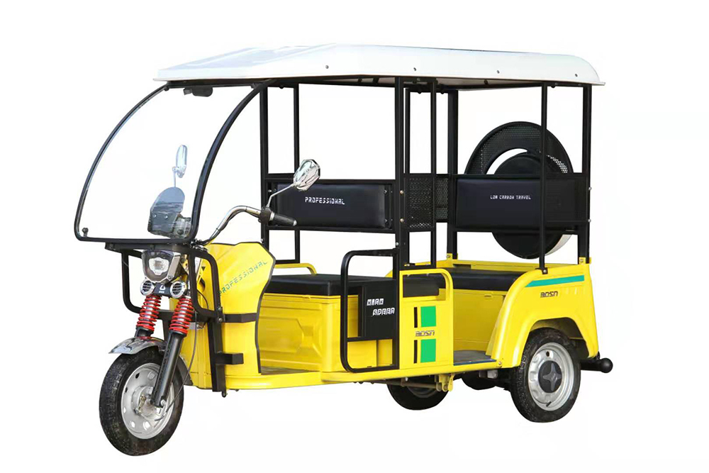 High Speed Electric Tricycle