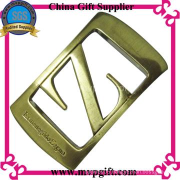 Metal Belt Buckle with Customer Logo
