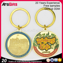 Made in china cheap keychain souvenirs london