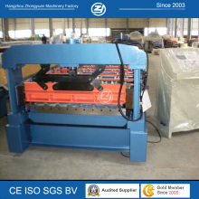 8 Corrugated Roofing Panel Forming Machine with Touch Screen Operate