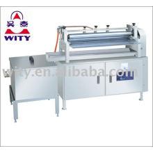 JS-700 Hot-melt Adjustable-speed Upper-side Gluing Machine