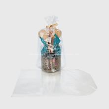 Упаковочные пакеты для подарочной корзины