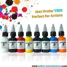 0.5oz 8 colores Set de tinta de tatuaje