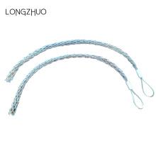 Empuñadura lateral del cable de alambre de acero