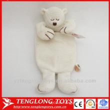 Bolsa caliente del oso del oso de la felpa del bolso caliente del invierno