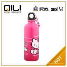 Entwerfen Sie Ihre eigene sichere Wasserflasche mit Stroh