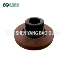 Brake Disc for Suspended Platform