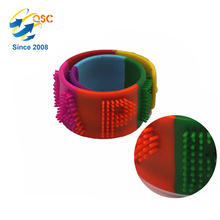 Sports Style Custom Customizable Slap Bracelet