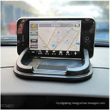 Promotion, magic sticky pad anti slip for car dashboard,car dvr GPS Tracker car non slip mat for 5.5inch smart phone