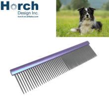 ODM Fur Brush Durable Innovative Pet Comb Light Aluminum