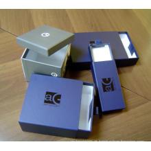 Caixa de presente de perfume com logotipo para embalagem
