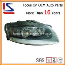 Proveedor profesional de piezas de automóvil Lámpara de cabeza para Audi A6l ′04 -′06