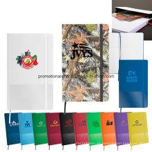 Cuadernos personalizados de diario de bolsillo