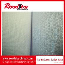 Reflektierende prismatischen PVC flex Banner (Stoff Basis)
