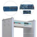 High Sensitivity Factory / Supermarket No Blind Detection Metal Detector Gate