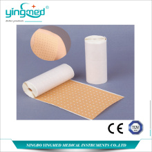 Perforated Zinc Oxide Tape Cotton Plaster