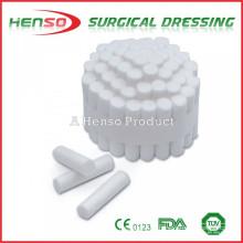 Rolo de algodão dental Henso