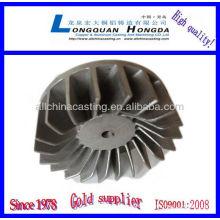 China professional die casting machine parts